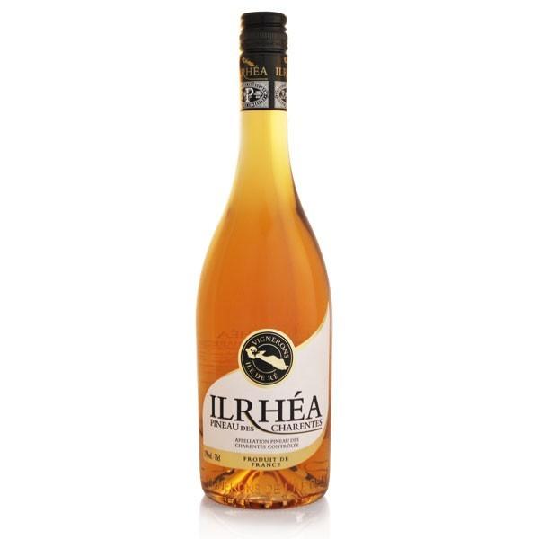 ILHREA Blanc (Pineau - vendu par carton de 6 bouteilles de 75 cl)