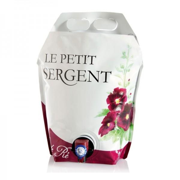 Le Petit Sergent BIB | 4x3L