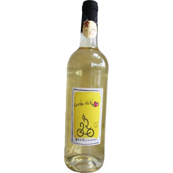 Soif d'évasion Édition Limitée Patrick Plattier - Chardonnay (vin blanc - Prix par carton, vendu par carton de 6 bouteilles)